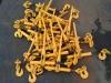 стяжки цепи в раскрытом состоянии